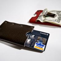 Riveted Card Holder / Money Clip